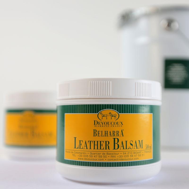 Graisse Belharra leather balsam 500ml
