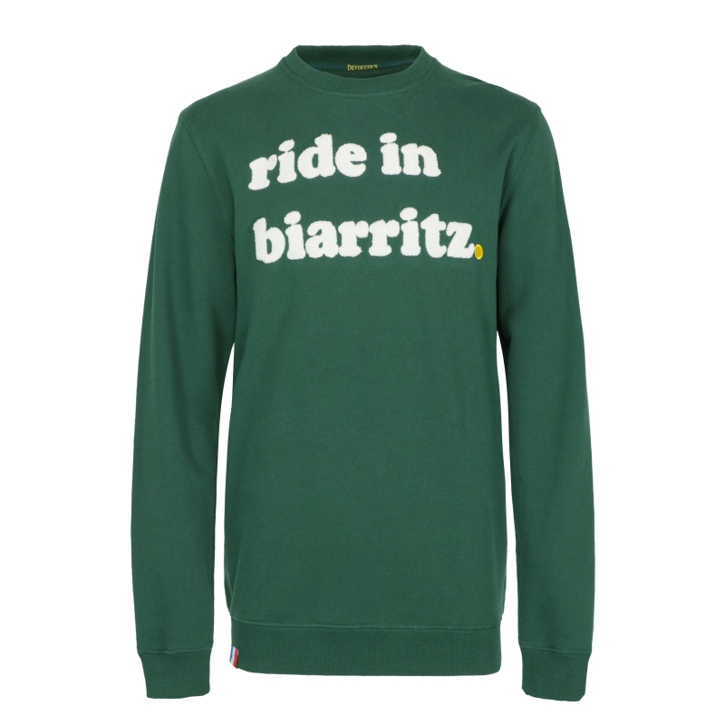 Sweat Homme Ride in Biarritz